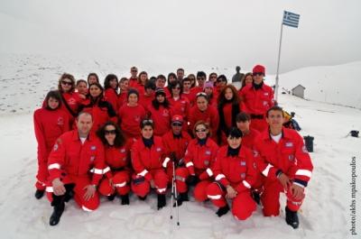 Ομάδα εθελοντών ορεινής διάσωσης